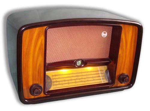 Радиоприемник «Балтика-52».